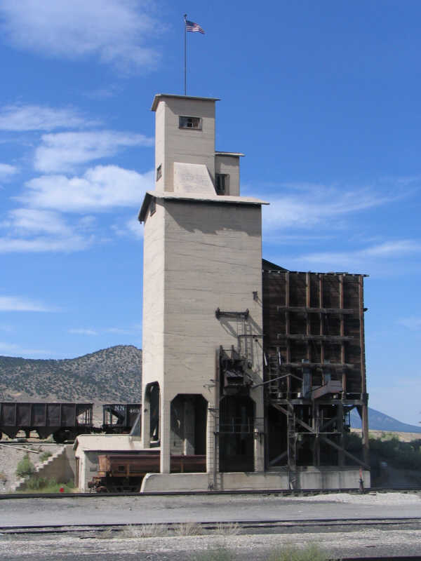Northern Nevada RR, coaling tower