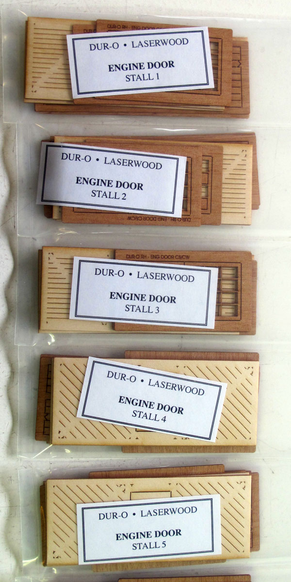 engine door packages