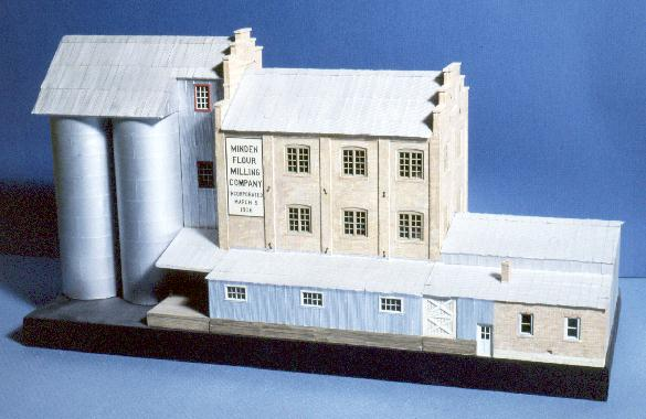 The Minden Flour Milling Company.
